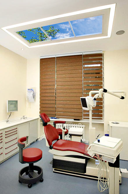 Dental Practice of Dr. Süßbier in Berlin